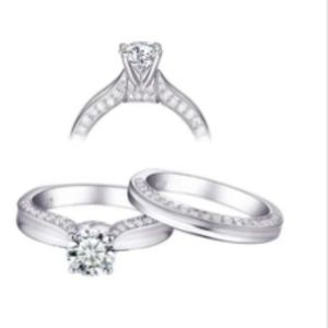 Jewelry - CERTIFIED 1.6 cttw Diamond Ring